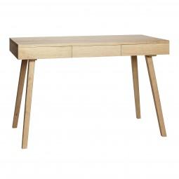 Schreibtisch mit 3 Schüben