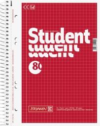 Collegeblock Student A5
