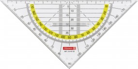 Geodreieck 16 cm