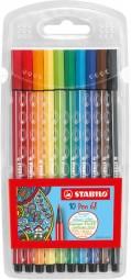 Faserschreiber Pen 68 Set