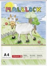 Malblock A4