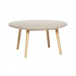 Tisch Eiche/Beton