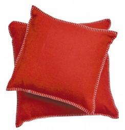 Kissenbezug Sylt rot