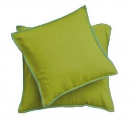 Kissenbezug Sylt grün