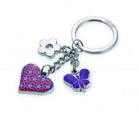 Schlüsselanhänger Pink Heart